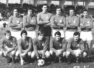 psg 70-71 equipe
