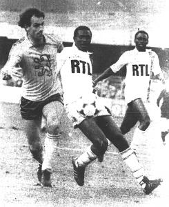 Ruty victorieux face à Boubacar et Toko
