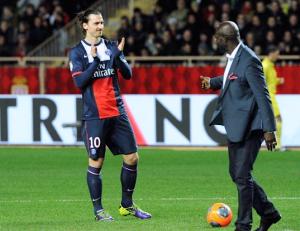 Weah et Ibrahimovic, le respect entre deux buteurs hors norme
