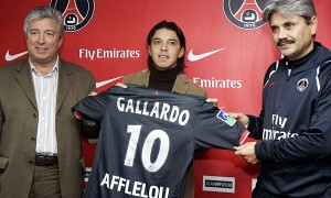 Pari raté pour Gallardo au PSG