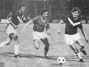 Le premier PSG-Bordeaux en 1971