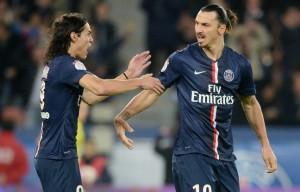 Cavani-Ibrahimovic, le duo enfin gagnant pour Paris ?