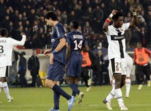 l'incroyable défaite de Paris il y a deux ans à onze contre neuf...