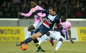 Ibra et le PSG, battu à une unité du record du club...