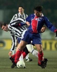 le pire pour Paris, l'affront face à la Juventus Turin de Zidane (1-6).