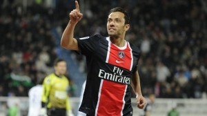 Nenê, le seul triplé du PSG face aux Rennais