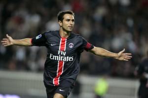 Pauleta, un but de moins que Cavani en Ligue 1