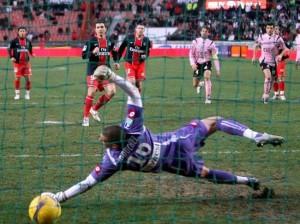 Pauleta : penalty et record face à Toulouse