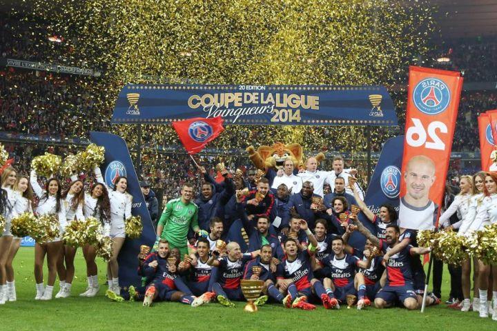 En 10 chiffres - Paris saint etienne coupe de la ligue ...