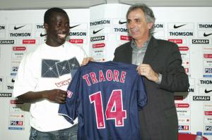 Habibou Traoré et Coach Vahid