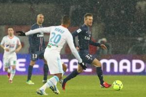 les deux débuts de Beckham au PSG