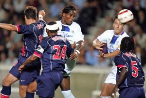Drogba, bourreau du PSG