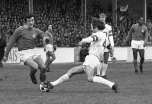 la première victoire du PSG face à Nancy il y a 46 ans