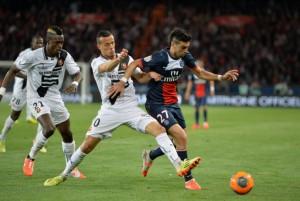 7 mai 2014 : PSG champion mais battu par Rennes pour la dernière défaite au Parc