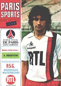 le programme du match couplé avec celui de Bordeaux