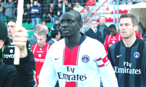 Capitaine Sakho à Valenciennes