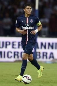 100 matches au PSG pour Thiago Silva !