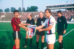 15 septembre 1982, le premier rendez-vous européen du PSG à Sofia