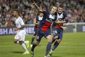Ibrahimovic-Marseille