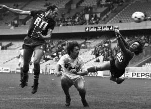 Bianchi, buteur face aux Monégasques en 1979
