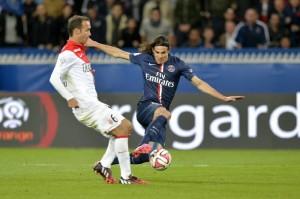 Aucune victoire pour Cavani ou Ibra face à Monaco