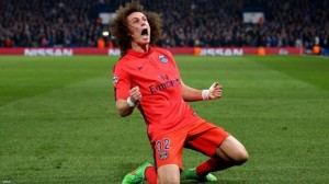 David Luiz, serial buteur du PSG