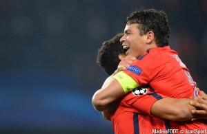 Thiago Silva, le héros...
