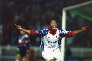 la joie de Casque d'or, Antoine Kombouaré en 1992