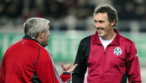 Laurent Blanc plus fort que Luis Fernandez