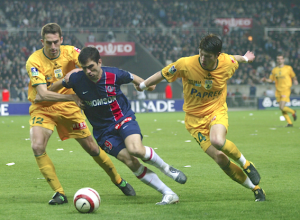 Pauleta, un but et un penalty raté