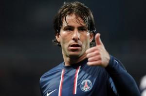 Maxwell numéro 1 en Ligue 1 mais numéro 2 dans l'histoire du club...