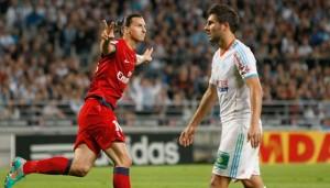 Marseille et Gignac en 2012-2013