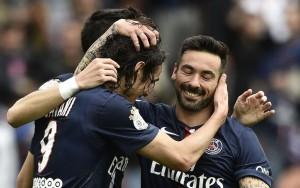 105 buts pour les Parisiens en 2014-2015