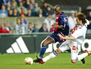 Alioune Touré en action