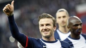 Après Beckham, des adieux émouvants au Parc ?