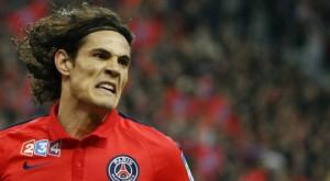 la rage de Cavani, meilleur buteur du PSG au Stade de France