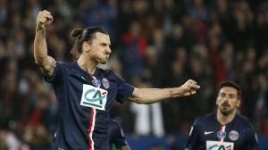 Ibra, objectif 10 buts pour le PSG en Coupe de France