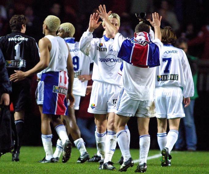 Résultat et résumé Paris-SG - Auxerre, Ligue 1, 35e journée, Samedi 26 Avril 2008