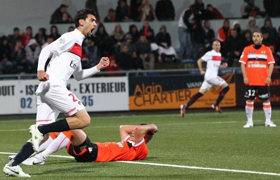 Match lorient psg for Lorient match