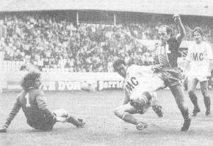 l'ouverture du score du goleador argentin