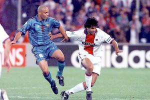 Ronaldo et Raï, duel de Brésiliens