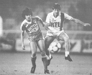 7-1 face à Bastia en 1984... et 5 passes décisives pour Susic !