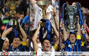"""un triplé """"européen"""" pour l'Inter Milan en 2010"""