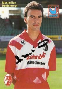 Heindereich à Fribourg, en 1993-1994