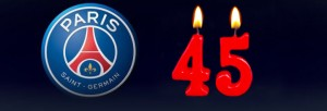 happy birthday PSG !