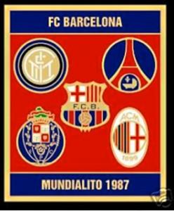 la belle affiche du Mundialito