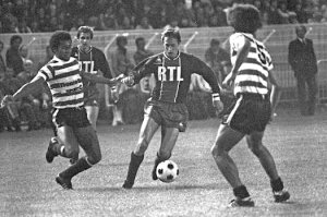Cruyff en action