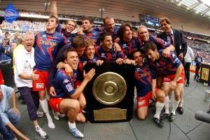 Stade Français, champion de France de rugby 2003-2004