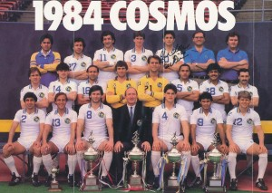 le Cosmos New York 1984-1985