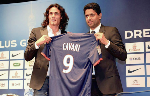 16 juillet 2013 : Cavani, une recrue historique pour le PSG